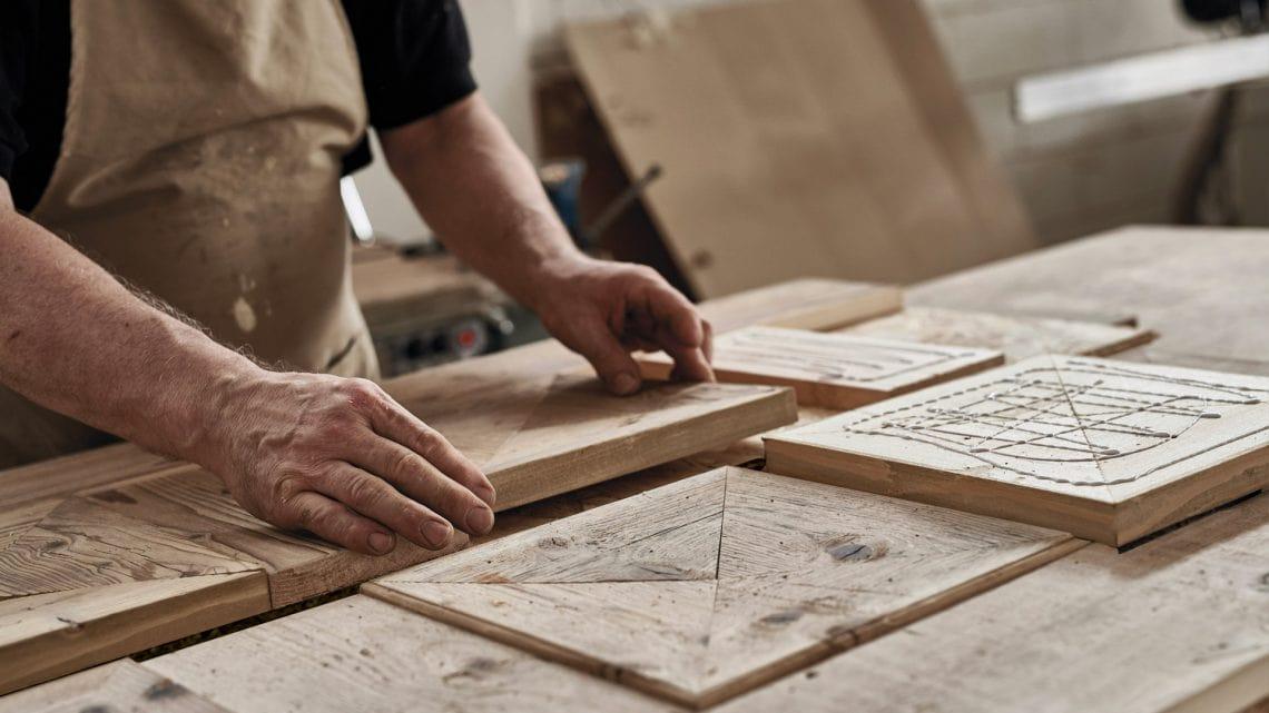 Tradizione della lavorazione del legno