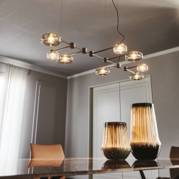 Lampada a soffitto Circuit Cattelan