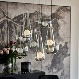 Lampada a soffitto Melody Cattelan
